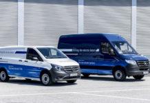 Elektryczny dostawczak, czyli Mercedes eVito