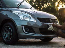 czyszczenie samochodu