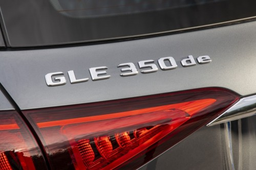 Hybrydowy Mercedes, czyli GLE 350de 4MATIC oraz GLC 300e 4MATIC